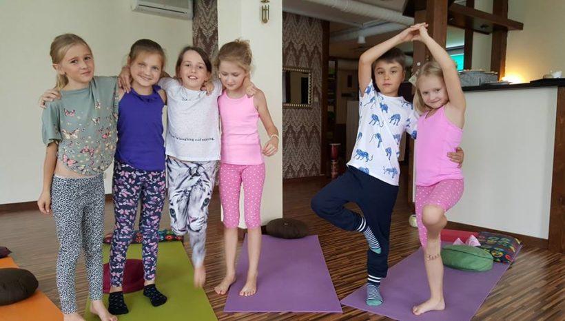 Nový kurz: Detská joga – začíname 21.2.2020
